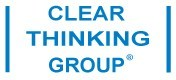 Over the past 16 years, Clear Thinking Group has been engaged by healthy companies to create value, and by troubled companies to preserve value. Visit www.clearthinkinggroup.com