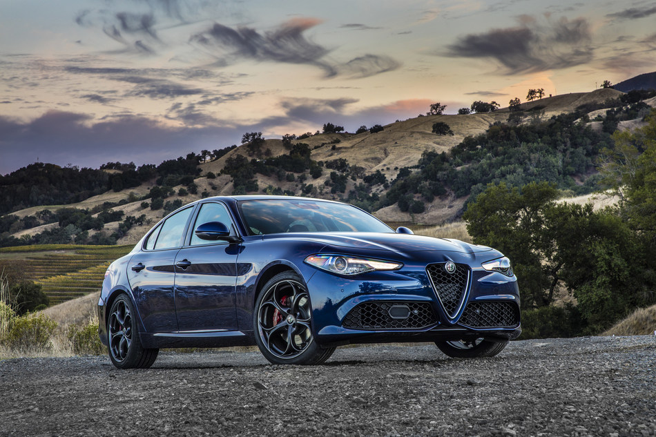 All-new 2017 Alfa Romeo Giulia Ti Wins Affordable Luxury Category at Topless in Miami Competition