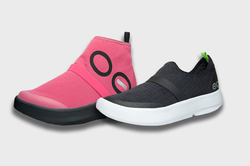 The new OOmg full-coverage shoes allow consumers to enjoy recovery benefits all day, every day.