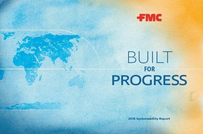 (PRNewsfoto/FMC Corporation)