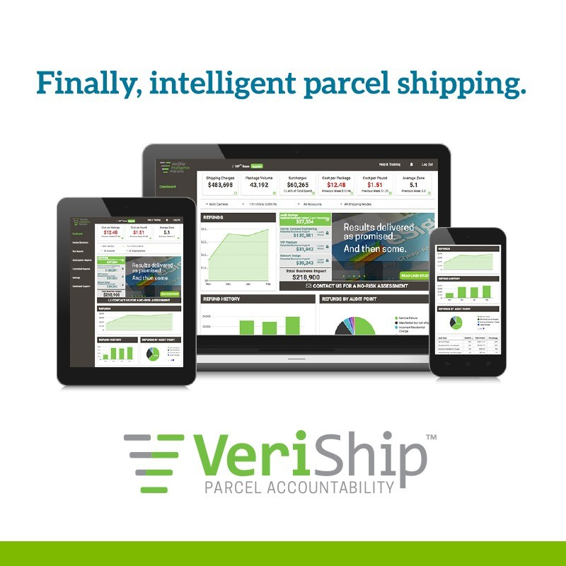 Parcel intelligence goes beyond the audit. Get to know smarter shipping.