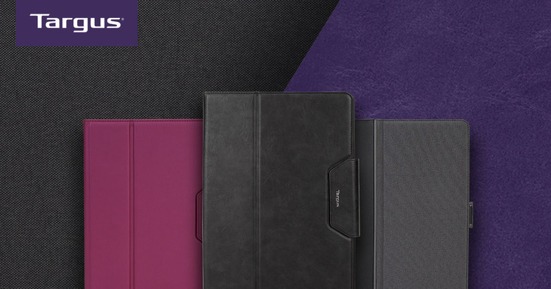 Targus announces cases for the just-announced 10.5-inch iPad Pro(r) and 12.9-inch iPad Pro (2017).