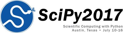 The SciPy 2017 Conference, July 10-16, 2017 in Austin, Texas, will showcase leading edge developments in scientific computing with Python.