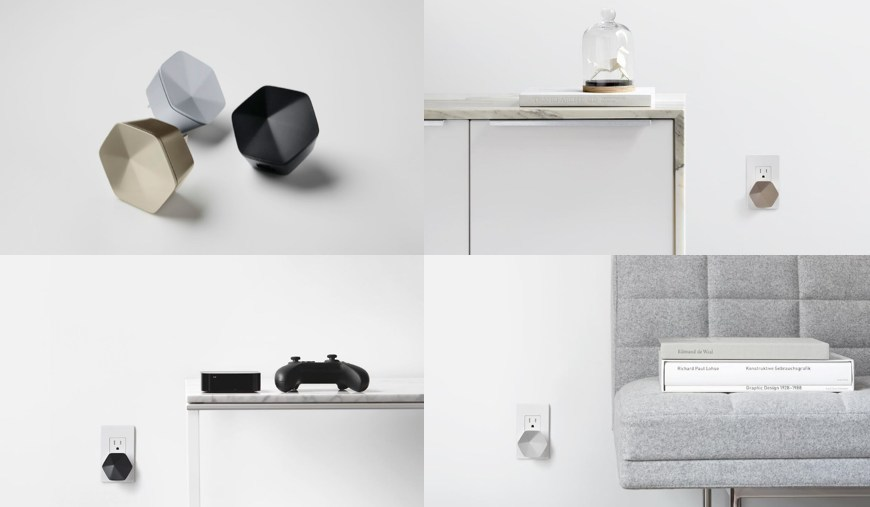Plume Pods plug into the wall for seamless Wi-Fi in every room.