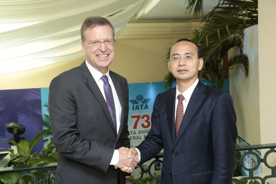 Hong Kong Airlines and Virgin Australia will launch codeshare partnership.