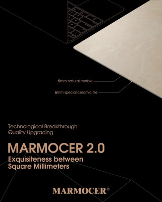 Leading Chinese Marble Processor Rolls Out MARMOCER 2.0, A Product Lineup and Smart Supply Chain That Is Expected to Transform The Industry