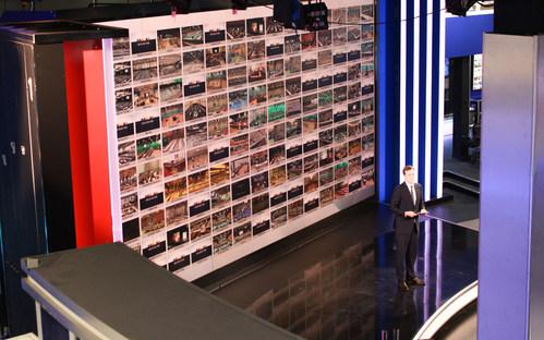 Sky News on Election Night with LiveU units