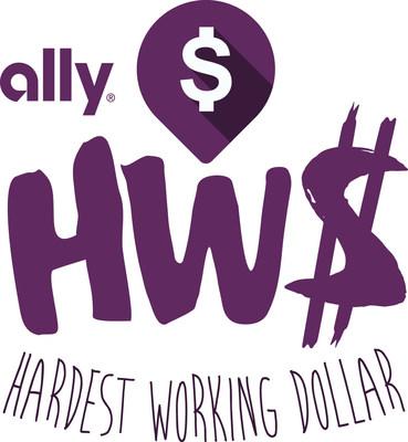 Ally Hardest Working Dollar