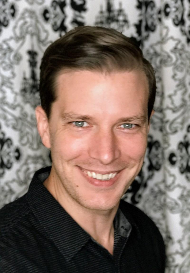 Author of Welcome to Tomorrow - Corey Preston