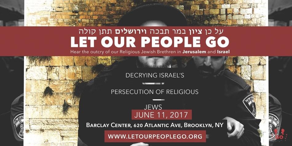 (PRNewsfoto/Let Our People Go)
