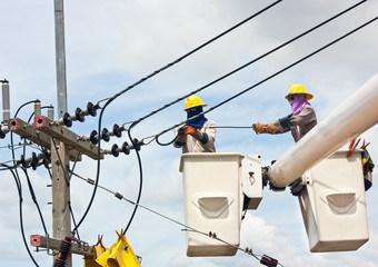 Public Utility Worker