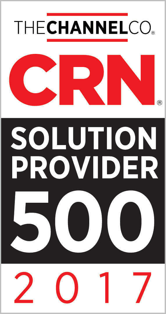BCM One Listed on CRN Solution Provider 500 List for 2017