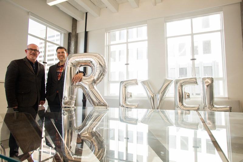 Revel Architecture & Design Partners Gary Nichols and Scott Clement