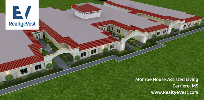 Monroe House Assisted Living - RealtyeVest