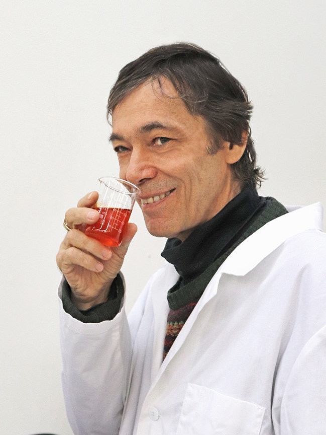 Dr. Christoph Streicher, Master Aromatherapist and founder of Amrita Aromatherapy
