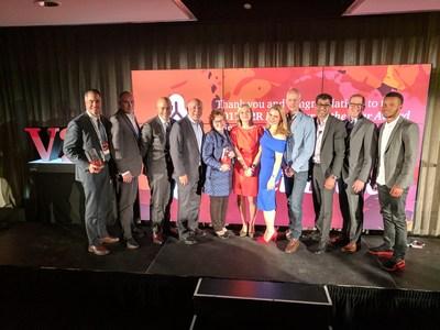 L'équipe RelayHealth de McKesson Canada. (Groupe CNW/MCKESSON CANADA)