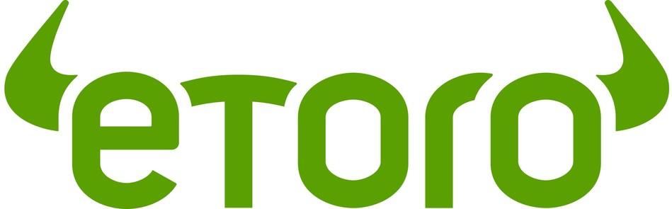 eToro logo (PRNewsfoto/eToro)