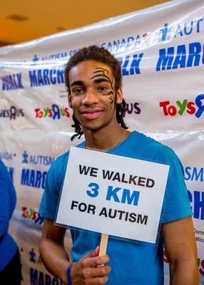 Autism Speaks Canada's Annual Walk comes to Saskatoon on Sunday, June 11. (CNW Group/Autism Speaks Canada)