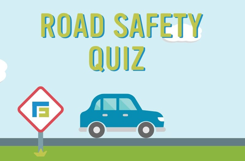 Road Safety Quiz - Are you a safe driver? Test yourself with Felix Gonzalez's Road Safety Quiz