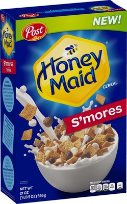 Post HONEY MAID(R) S'mores