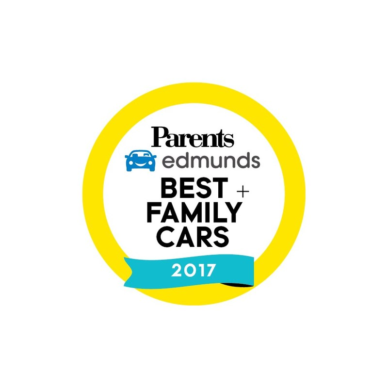 Parents Magazine and Edmunds Name the 10 Best Family Cars of 2017