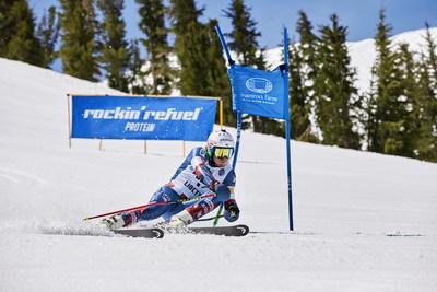 Gold Medalist Ted Ligety Joins Team Rockin' Refuel