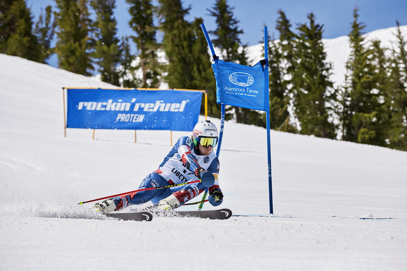 Gold Medalist Ted Ligety Joins Team Rockin' Refuel