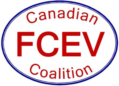 Canadian Hydrogen Fuel-Cell Electric Vehicle (FCEV) Coalition (CNW Group/Canadian Hydrogen Fuel-Cell Electric Vehicle (FCEV) Coalition)
