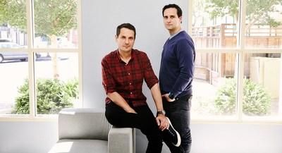 Founders: from left - Martin Konrad, Joey Frasier