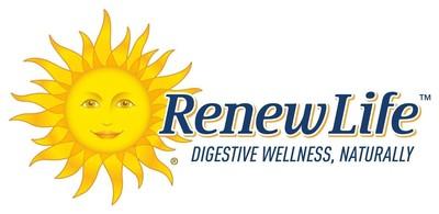 Renew Life Logo (PRNewsfoto/Renew Life)
