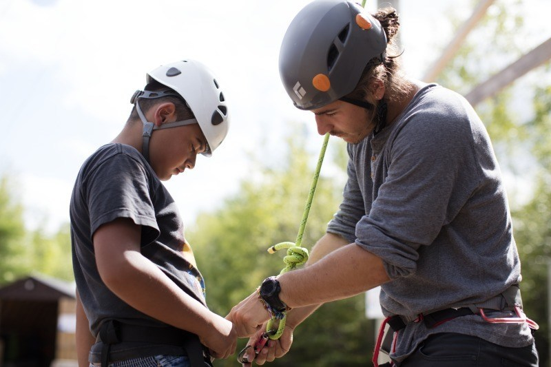 Tim Hortons Guests and Restaurant Owners raised a record-breaking $13.7-million on Camp Day this year, helping to send more than 20,000 youth from low-income families to camp for a life-changing experience. (CNW Group/Tim Hortons)