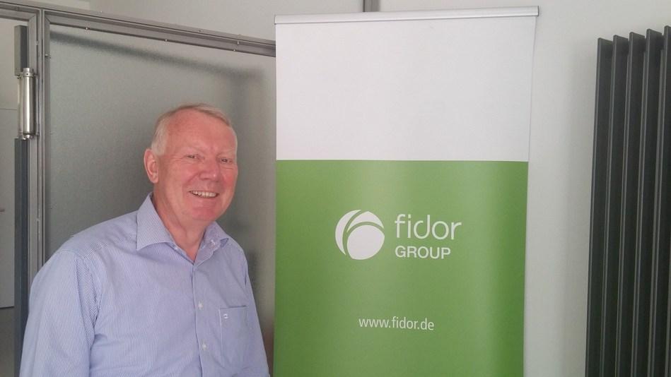 Geert Ensing CIO Fidor Solutions (PRNewsfoto/Fidor Solutions)