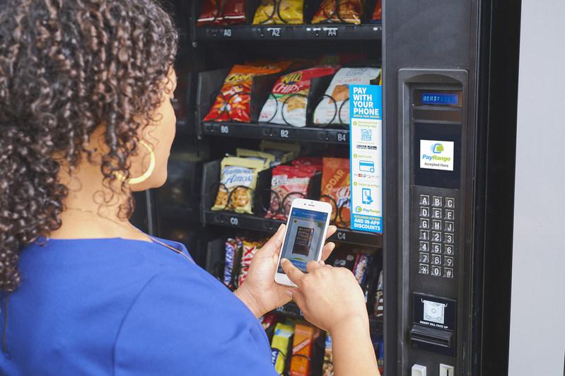 PayRange Consumer Vending