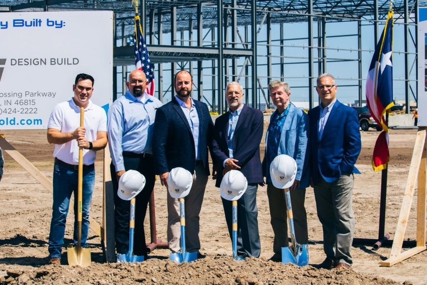 Index fresh and tippmann innovation make big impact with first groundbreaking in city s new pharr