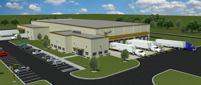 Tippmann Innovation breaks ground for new Index Fresh Ripening Facility in Pharr, TX