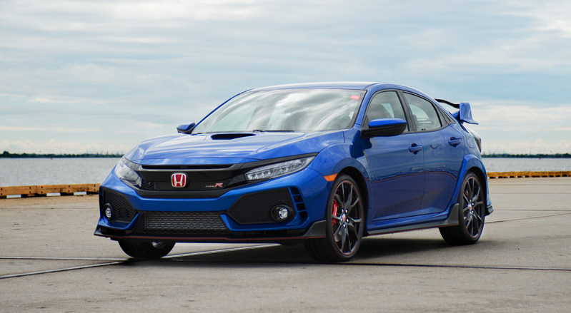 First Honda Civic Type R (VIN 01) Auctioned Ahead of Arrival in US Dealerships