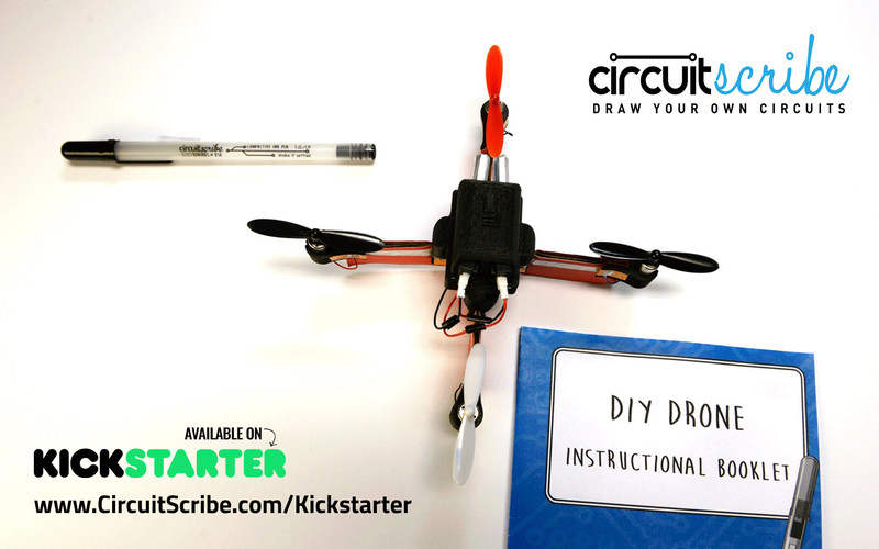 Circuit Scribe - Draw Your Own Circuits