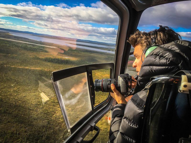 Le Québec en images - Un livre de National Geographic consacré aux expériences QuébecOriginal! (Groupe CNW/Alliance de l'industrie touristique du Québec)