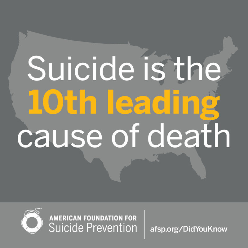 Nation's Largest Suicide Prevention Organization Awards $4 ...