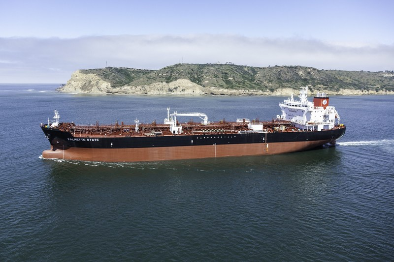 On Wednesday, June 7, General Dynamics NASSCO delivered the final ECO Class tanker constructed as part of an eight-tanker, dual-customer program. The Palmetto State was delivered to longtime customer American Petroleum Tankers (APT) during a signing ceremony at the NASSCO shipyard in San Diego.