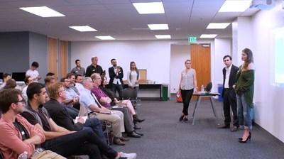 Humaniq Opens New US Office in Silicon Valley (PRNewsfoto/Humaniq)