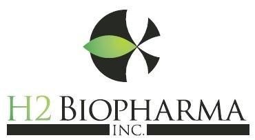 Logo: H2 Biopharma Inc. (CNW Group/H2 Biopharma Inc.)