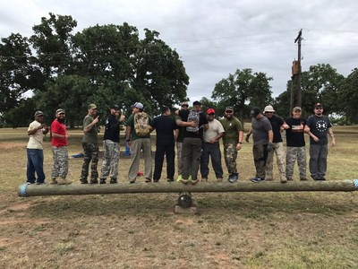 Wounded Warrior Project veterans learned to balance the physical and mental requirements to become a Texas Ranger at a recent WWP challenge.