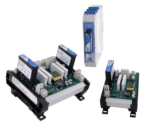 Shown: microBlox uBTA Transmitter Alarm Units