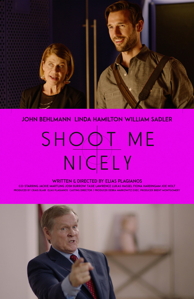 Shoot Me Nicely Poster