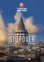 Turkish Airlines Extends its 'Stopover' Services in Istanbul to Other Countries