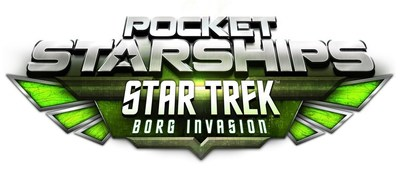 Pocket Starships STAR TREK TM Borg Invasion © 2017 Spyr, Inc. & Spectaclegames, Inc. STAR TREK TM & © 2017 CBS Studios Inc. © 2017 Paramount Pictures Corp. STAR TREK and related marks and logos are trademarks of CBS Studios Inc.  All Rights Reserved.