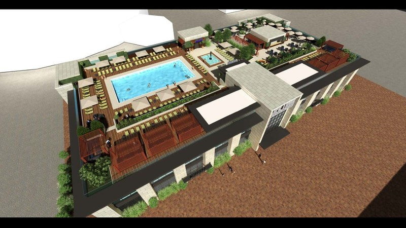 The first new Life Time development in Minnesota in 10+ years will include rooftop pools