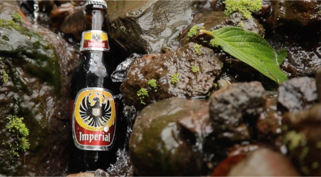 Imperial, The World's First Water Positive Beer