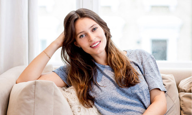 SHP's new client Deliciously Ella founder, best-selling author and entrepreneur, Ella Mills.
